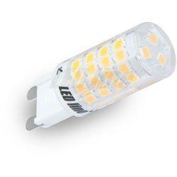 Żarówka LED G9 230V 4W biała zimna - biała zimna