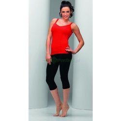 RITA bawełniane legginsy 7/8 czarne gWINNER | WYSYŁKA 24h