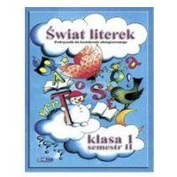 Świat literek - podręcznik kl1 sem2 JUKA - Regina Laskowska (opr. miękka)
