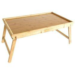 Stolik Śniadaniowy / Stolik pod laptopa drewniany