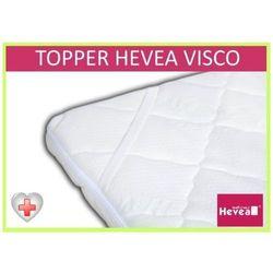 Materac nawierzchniowy Hevea Topper Visco 160x200