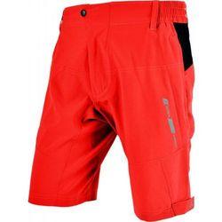 Męskie lużne rowerowe spodnie Silvini Chiecco MP629 pomarańczowy