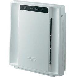 Oczyszczacz powietrza z jonizatorem DeLonghi 0137.101010, 25 m², 35 W, Biały