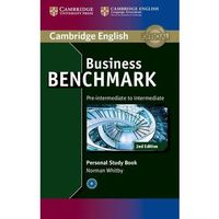 Business Benchmark 2Ed Pre-intermediate to Intermediate BEC and BULATS edition Personal Sb (opr. miękka)