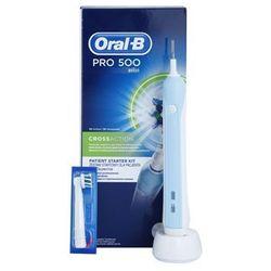 Oral B Pro 500 D16.513.U Box Professional elektryczna szczoteczka do zębów + do każdego zamówienia upominek.