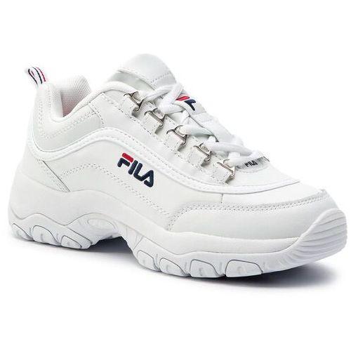 Sneakersy FILA Strada Low Wmn 1010560.1FG White porównaj