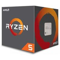 AMD Ryzen 5 1600 3,6 GHz AM4 YD1600BBAFBOX