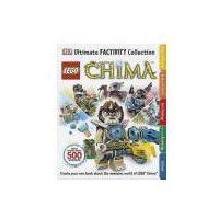 LEGO Legends of Chima Ultimate Factivity Collection - wysyłamy w 24h (opr. miękka)