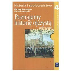 Historia, klasa 4, Historia i społeczeństwo. Poznajemy historię ojczystą, ćwiczenia, WSiP