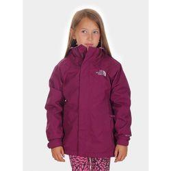 Evolution Triclimate Jacket Girls - parlour purple