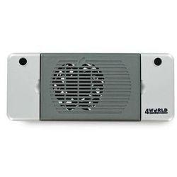 Podkładka chłodząca do notebooka mobilna 1 wentylator orgnizator kabli
