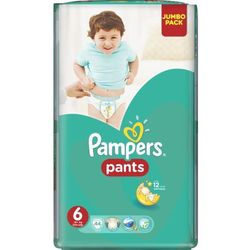 Pampers Active Baby Pants Extra Large - Jumbo Pack (44 szt.)