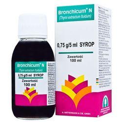 Bronchicum N syrop x 100ml