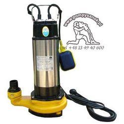 Pompa zatapialno - ściekowa do szamba i brudnej wody WQ 1500F rabat 5%