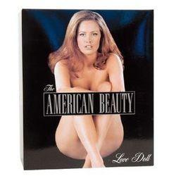 Ekskluzywna lalka z wibracjami American Beauty