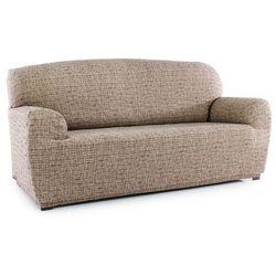 Forbyt Luksusowy pokrowiec na kanapę Andrea, brązowy, 140 - 180 cm