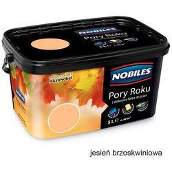 Farba Pory Roku Nobiles Jesień Brzoskwiniowa 5L