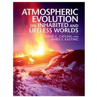 Atmospheric Evolution on Inhabited and Lifeless Worlds