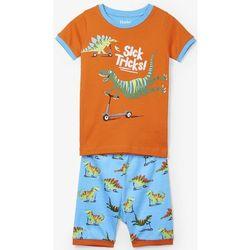 fa12bd5e6413ae Hatley Chłopięca piżama letnia 104 niebieski/pomarańcza - BEZPŁATNY ODBIÓR:  WROCŁAW!