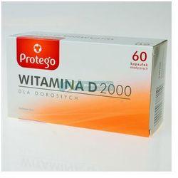 Protego Witamina D 2000 60 kaps.