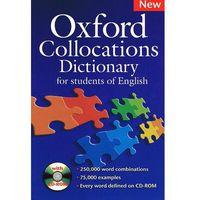 Oxford Collocations Dictionary + CD (opr. miękka)