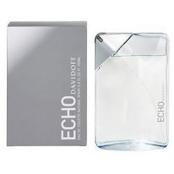 Davidoff Echo woda toaletowa dla mężczyzn 100 ml + do każdego zamówienia upominek.