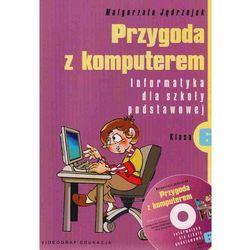 Informatyka SP KL 6. Podręcznik. Przygoda z komputerem. (opr. miękka)
