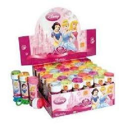 Bańki mydlane Disney Księżniczki