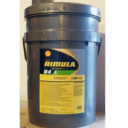 shell rimula r4 15w40 pdf