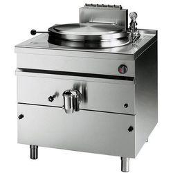 Kocioł warzelny ciśnieniowy gazowy, pośredni system grzania - 500 litrów