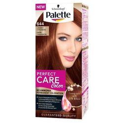Palette Perfect Care Color, Farba do włosów, 644 Ciemny cynamon