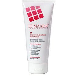 Le Maadr - Anti Stretch Marks Triple Actions Cream - Potrójnie działający krem przeciw rozstępom - 200 ml