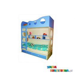Szuflada wzmacniana pod łóżko FALA od BabyBest