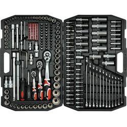 Zestaw narzędziowy YATO YT-3881 XXL (150 elementów)