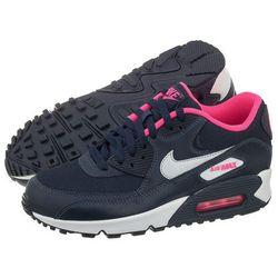 Buty Nike Air Max 90 Mesh (GS) 724855 400 (NI587 e)