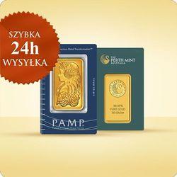 50 g Sztabka złota - wysyłka 24 h!