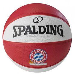 Piłka do koszykówki Spalding Euroleague FC Bayern Munchen 69318
