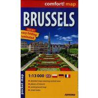 Brussels 1:13 000 Pocket Map (opr. miękka)