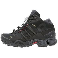 adidas Performance TERREX FAST R GTX Buty trekkingowe core black/dark grey/power red