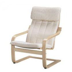 POANG Poduszka dla fotela, naturalny WYPRZEDAŻ