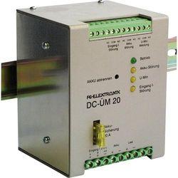 Moduł monitorujący FG Elektronik DC-UM 20, 27,3 V, 20 A