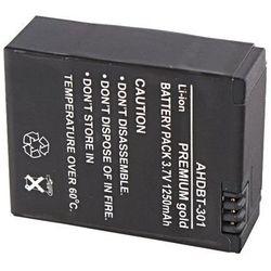 Akumulator GoPro HERO 3 AHDBT-301 1250mAh