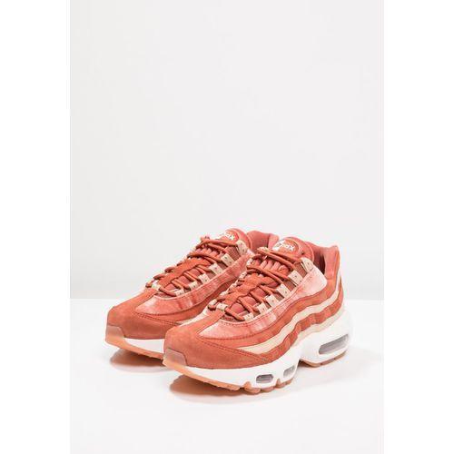 Nike Sportswear AIR MAX 95 Tenisówki i Trampki white