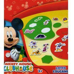 Klub Przyjaciół Myszki Miki Lotto Gra edukacyjna