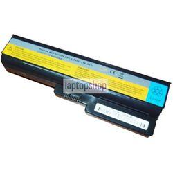 Bateria do laptopa IBM LENOVO 3000 G430 G450 G530 G550 N500 (6600mAh)