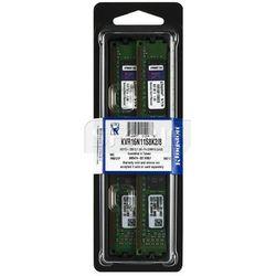 Pamięć RAM Kingston DDR3 2x4GB 1600MHz KVR16N11S8K2/8