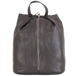 c01929eabf1be damski plecak w minimalistycznym stylu szary w kategorii Pozostałe ...