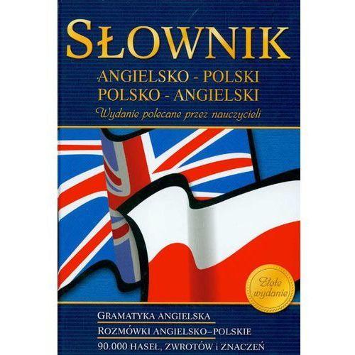 Słownik angielsko - polski polsko - angielski (opr. twarda)