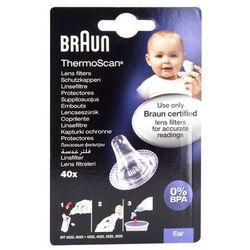 Kapturki ochronne do termometrów Braun 40 szt.