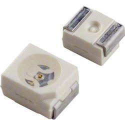 LED SMD PLCC2 Czerwony 12.55 mcd 120 ° 10 mA 2 V Osram Components LS T670-K1L2-1-Z